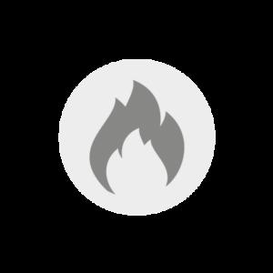 Griglie pietralavica a gas